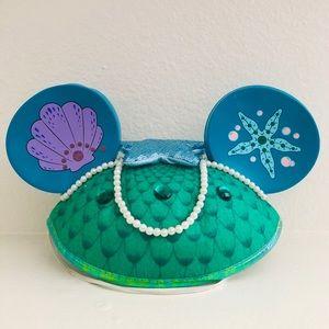 Disneyland Little Mermaid Mickey Ears